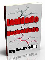 Livro lealdade e deslealdade DAG HEWARD MILLS 9781613955574