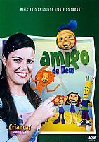 AMIGO DE DEUS CRIANCAS DIANTE DO TRONO 7899806100501