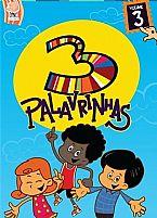 3 PALAVRINHAS VOLUME 3  7898556742726