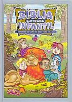 BIBLIA ILUSTRADA INFANTIL CP DURA PRATA 7897185899030