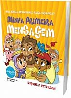 BIBLIA MINHA PRIMEIRA MENSAGEM 9788561411749