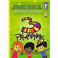 3  PALAVRINHAS VOLUME  1    7898556741026