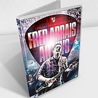 FRED ARRAIS AO VIVO DVD