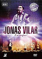 JONAS VILAR E SO CONFIAR DVD