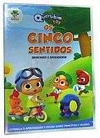 OS CINCO SENTIDOS QUERUBIM TOY    7897601063038