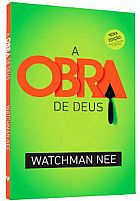 LIVRO A OBRA DE DEUS WATCHMAN NEE 9788587832580
