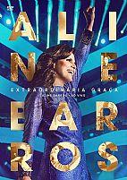 DVD EXTRAORDINÁRIO AMOR DE DEUS ALINE BARROS