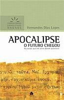 LIVRO APOCALIPSE  COMENTARIO EXPOSITIVO HERNANDES DIAS LOPES 9788589320757