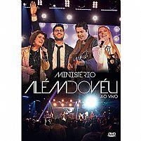 MINISTERIO ALÉM DO VÉU AO VIVO DVD