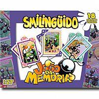 jogo da memoria smilinguido roxo  7897601045560