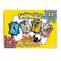 jogo da memoria smilinguido 2 jogos da memoria 7897601053510