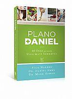 LIVRO PLANO DANIEL 40 DIAS PARA UMA VIDA MAIS SAUDAVEL  RICK WARREN 9788538302940