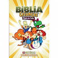 BIBLIA CRIANCAS DIANTE DO TRONO 60 HISTORIAS  7898512494485