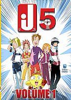 J5 Mangá Vol.01
