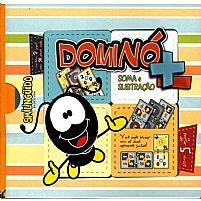 domino soma e subtração smilinguido 7897601065803