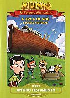 MIDINHO VOL 8 A ARCA DE NOE E OUTRAS HISTORIAS