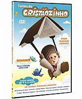 DVD INFANTIL TURMA DO CRISTAOZINHO DVD KARAOKE