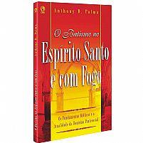 BATISMO NO ESPIRITO SANTO E COM FOGO 9788526304253