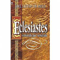 Eclesiastes versículo por versículo