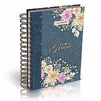 agenda 2018 maravilhosa graça floral  7897601070371