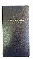 Bíblia RC Slim Preta 9788565461078