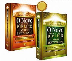 O NOVO COMENTÁRIO BÍBLICO AT E NT COM RECURSOS ADICIONAIS EARL D.RADMACHER/RONALD B.ALLEN/H.WAYNE HOUSE