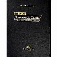 Bíblia Sagrada Da Liderança Cristã  Com Notas De John C. Maxwell 9788531111556