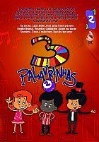 DVD 3 PALAVRINHAS VOLUME 2 7898556741255