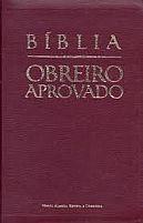 BIBLIA OBREIRO APROVADO VINHO MEDIA