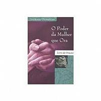 LIVRO O PODER DA MULHER QUE ORA-LIVRO DE BOLSO