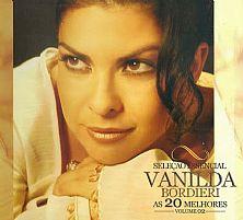 VANILDA BORDIERI AS 20 MELHORES VOLUME 02