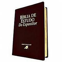 Bíblia De Estudo Do Expositor Vinho 7898521815981