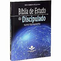biblia de estudo do discipulo novo testamento 9788531116094