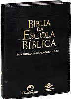 biblia da escola biblica preta 7899938401996