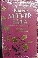 a biblia de estudo da mulher sabia marsala 35804