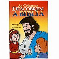 BIBLIA AS CRIANÇAS DESCOBREM A BIBLIA 9788526301184