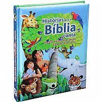 HISTORIAS QUE A BIBLIA CONTA 9788531115400