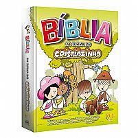 BÍBLIA DA TURMA DO CRISTÃOZINHO 9788576890218