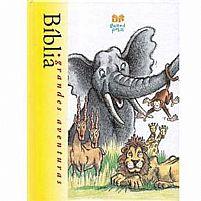 BIBLIA GRANDES AVENTURAS 9788524302473