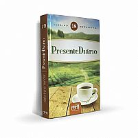 PRESENTE DIARIO 2016 VOLUME 19 BROCHURA LETRA GRANDE 9788589558570