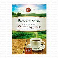 Presente Diario Momentos Devocionais Ano 2016 Capa Dura Brochura 9788589558549