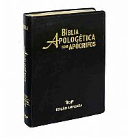 BIBLIA APOLOGETICA COM APOCRIFOS 7897185852592