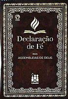 Livro declaração de fé  brochura