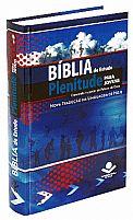 BIBLIA DE ESTUDO PLENITUDE PARA JOVENS CAPA CEU 7898521811617