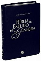 BIBLIA DE ESTUDO GENEBRA REVISADA AZUL     7898521808587
