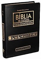 BIBLIA DE ESTUDO ESQUEMATIZADA PRETO