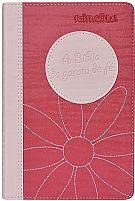 A BIBLIA DA GAROTA DE FE ROSA NTLH 7898950265166