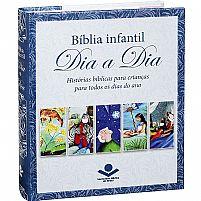 BIBLIA INFANTIL DIA A DIA CAPA DURA ILUSTRADA NOVO 9788531114106