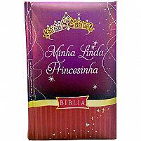 Bíblia Minha Linda Princesinha 33244