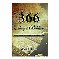 LIVRO 366 ESBOÇOS BIBLICOS ERIVALDO DE JESUS  9788590926528